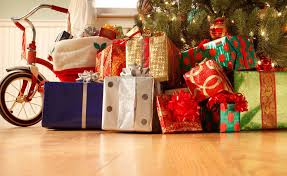 christmas-presents-under-tree - Emerald Downs