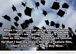 Beautiful Graduation Quotes