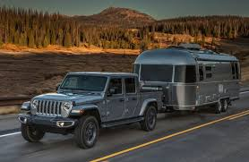 Jeep Towing Chart 2020 Jeep Gladiator Towing And Payload Capacities