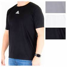 Adidas Mens Shirt Size Chart Adidas Mens Big Deal Tech Tee Short Sleeve Athletic