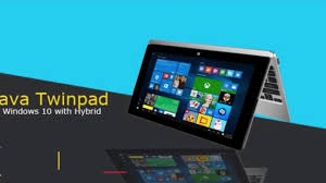 Image result for Lava Twinpad Touchscreen Laptop