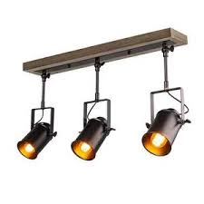 lnc wood close to ceiling track lighting spotlights 3light lights track lighting images t3 track