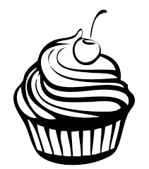 Small Picture Sweet Cupcake Chocolate Coloring Page Cookie Pinterest