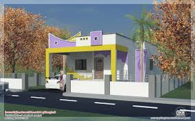 Indian Roof Boundary Wall Design Indian House Front Boundary Wall Designs In 2020 House