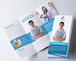20 Best Medical Brochure Design Print Templates 2019 Frip In