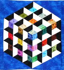 3d Quilt Patterns Adorable 48 Best Quilt Related Images On Pinterest Quilting Patterns