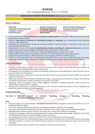 brand management objectives resume for brand manager cover letter sales and marketing