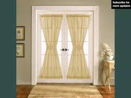 Picture Collection Ideas Of Sliding Door Curtains, French Door Curtains &  Patio Door Ideas
