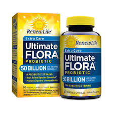 renew life ultimate flora extra car