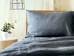 grey linen duvet cover gray linen duvet covers pure linen quilt cover in warm grey 6