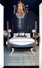 paris flea market chandelier taupe and blue bedroom with flea market chandelier visual comfort paris flea