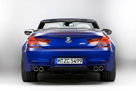 BMW M6 Cabrio (F12) specs - 2012, 2013, 2014 - autoevolution