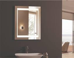 Zen Lighted Vanity Mirror LED Bathroom Mirror - Led bathroom vanity