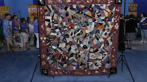 Crazy Quilt, ca. 1880 | Antiques Roadshow | PBS & Read Appraisal Transcript Adamdwight.com