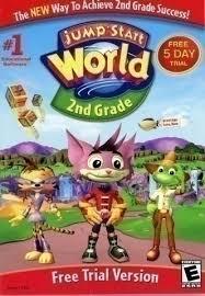 jumpstart world 2nd grade
