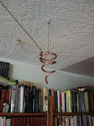 decorative chandelier swag hook 6 awesome pendant light all reused materials i made of