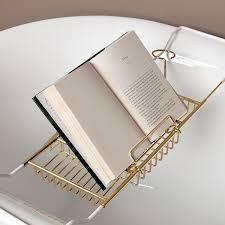 reading rack for stillwell tub caddy bathroom with regard to bathtub caddy with reading rack bathtub