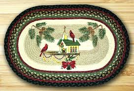 braided rugs earth birdhouse oval rug collection x op 1 area made in usa