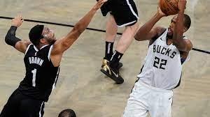 Bucks gewinnen Krimi gegen Nets und kommen weiter , NBA - Newsticker -  sportschau.de