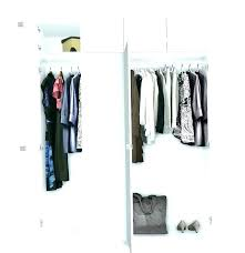 corner coat closet free standing wardrobe org for plans 6 impressive