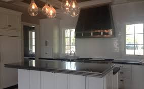 benefits of stainless steel countertops