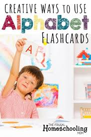 Make sure you select actual size in the printer options so the cards will print in the correct size. Free Printable Alphabet Flashcards To Color And How To Use Them