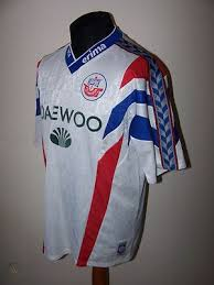 Hansa rostock / #hansa #afdfch. Hansa Rostock 1996 98 Home Shirt L Xl 22 Stefan Beinlich Player 423914794