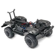 <b>Радиоуправляемая машина TRAXXAS TRX-4</b> 1/10 4WD Crawler KIT