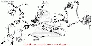 honda 300 4�4 parts diagram polaris sportsman 400 and fourtrax 1986 trx250r wiring diagram at Honda Trx 250 Wiring Diagram