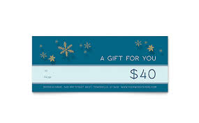Gift Certificate Maker Free Simple Gift Certificate Templates Microsoft Word Publisher Templates