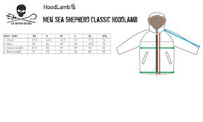 Mens Classic Jacket Hoodlamb