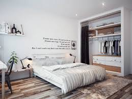 teen walk in closet. Excellent Teen Bedroom With Walk In Closet And White Set Also Cork Flooring