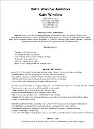 Resume Templates Nursing Aide And Assistant With Physical Therapy Assistant  Sample Resume And Physical Therapy Aide
