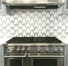 mirror backsplash tiles antique tile diy