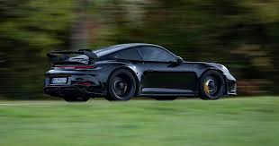 The new <b>Porsche 911</b> GT3 is nearly done and sounds like fun ...