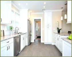 white cabinets grey floors. Interesting Cabinets White Kitchen Cabinets With Wood Floors Grey Floor  Shaker  Intended White Cabinets Grey Floors E