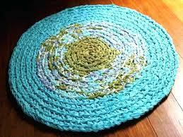 orange rag rug yellow rag rug mustard yellow and pale orange round rag rug recycled sheets orange rag rug