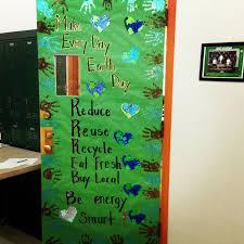 Earth Day Door Teacher Doors Classroom Charts Classroom