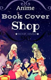 anime book cover onhold
