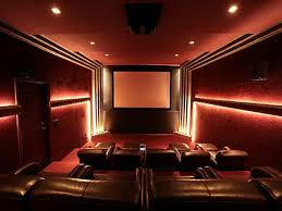 image of theater room ideas designs