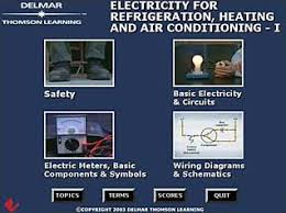 hvac skills electricity for refrigeration heating and a c 1