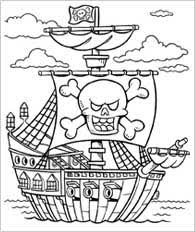 Small Picture pirate things for 2nd graders Funschool Pirates Coloring