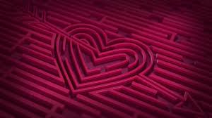 cool love heart hd wallpaper