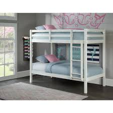 twin bunk beds.  Beds Hillsdale Furniture Caspian White Twin Over Bunk Bed Intended Beds T