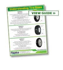 Wheelbarrow Tire Size Chart How To Measure A Tire Wheelbarrow Tires Hand Truck