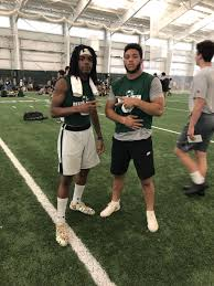 "lito on Twitter: ""Had a great time at the Ohio University camp🏈… """