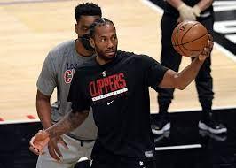 Clippers' Kawhi Leonard improving ...