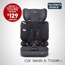 mother s choice spark convertible booster 129 save 70 car seats travel