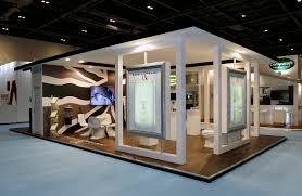 Bespoke Display Stands Uk Perrin and Rowe Quantum Exhibitions 62