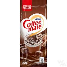 nestle coffee mate 250g coffeemate creamer double chocolate 20g 5s